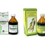 Хлорофиллипт при ангине — антибактериальный препарат
